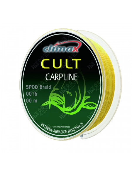 Сподовый шнур Climax CULT Spod Braid 274м
