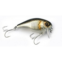 Воблеры Jackall Chubby 38 SSR (HL silver&black)