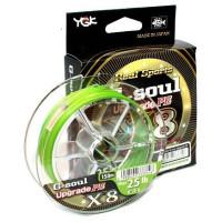 Плетеный шнур YGK G-Soul Upgrade-x8 #2.5 200м