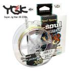 Плетеный шнур YGK Super Jig Man X8 200м #0.6
