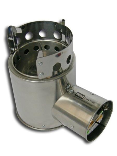 Легкая походная турбопечка BM Airwood Light