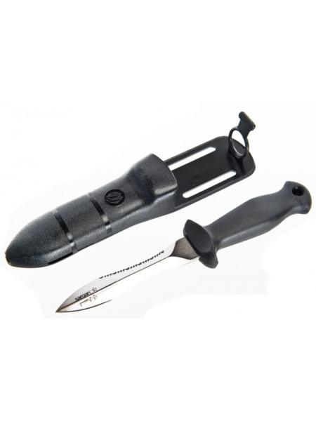 Подводный нож Sargan Тургояк-Стропорез зеркальная полировка