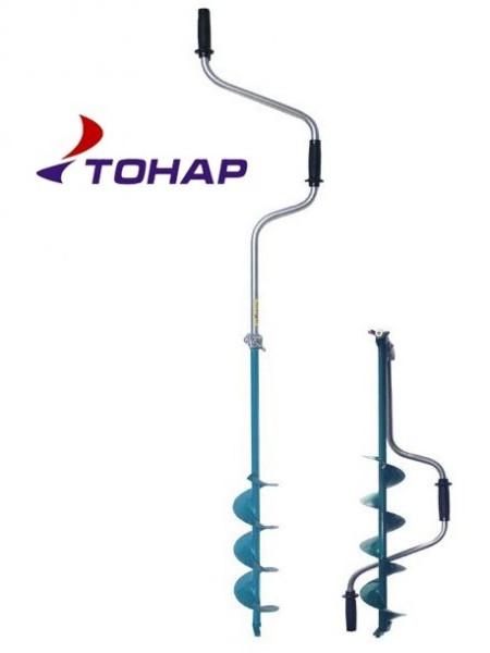 Ледобур Тонар ЛР-130Д двуручный
