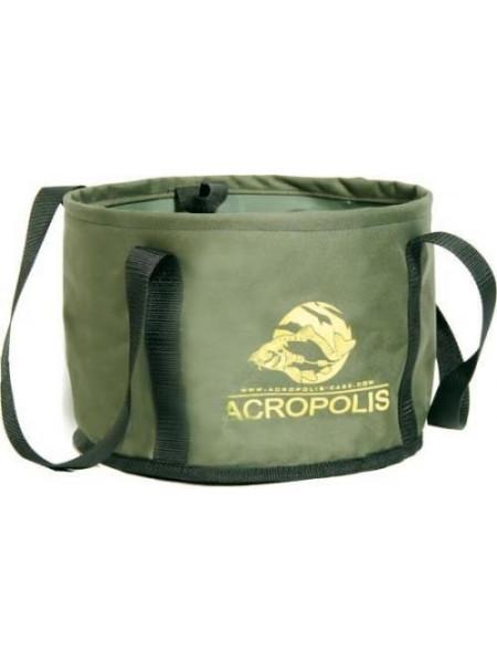 Ведро для прикормки Acropolis ВР-1 30см