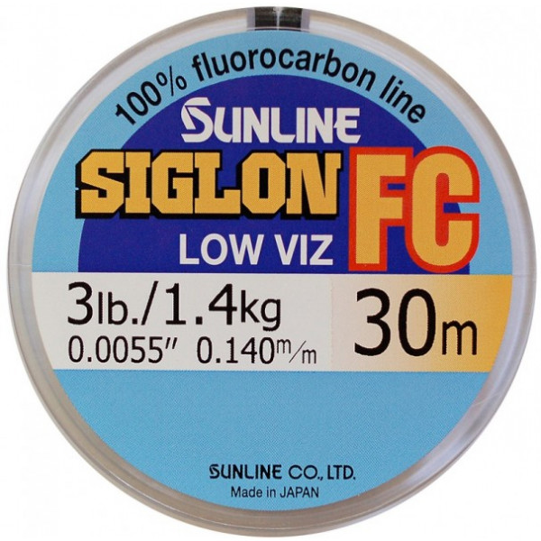 Флюорокарбон Sunline Siglon FC 0.20 мм