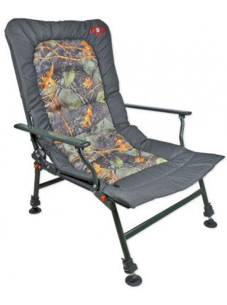 Кресло Carp Zoom Camou Full Comfort Boilie Armchair