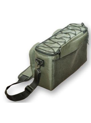 Рыболовная наплечная сумка 40x22x12см. CZ Feeder bag