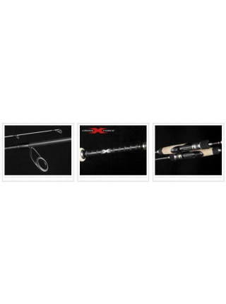 Спиннинг Major Craft K.G.Lights KGL-S792M (236 cm, 0.5-5 g) / ROCKFISH series