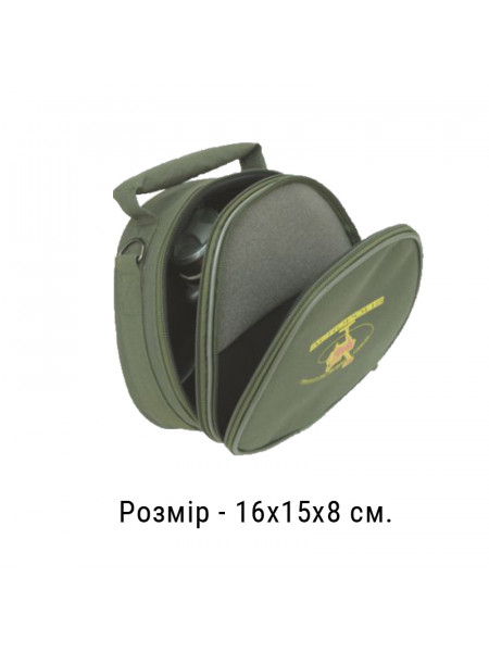 Сумка для катушки и снастей ФБК-4а