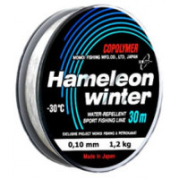 Зимняя леска MOMOI Hameleon Winter 30м #0,12мм