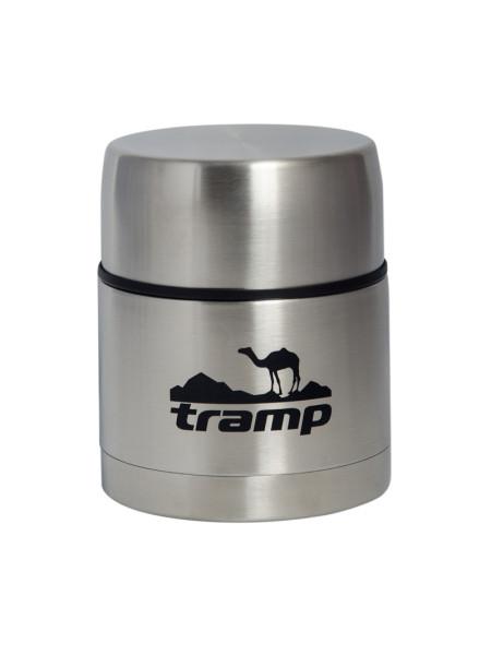 Термос с широким горлом Tramp 0,5л