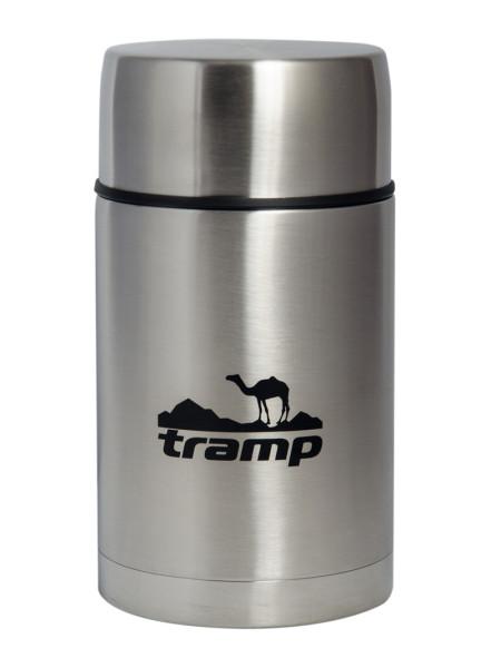 Термос с широким горлом Tramp 1л