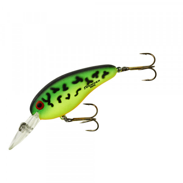 Воблеры Bomber Bomber Flat A (BBO - Baby Spotted-Bass Orange Belly)