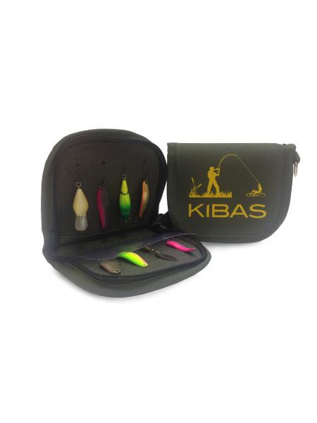Кошелек для блесен KIBAS, размер - S