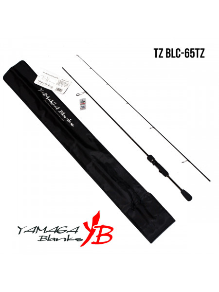 Спиннинги Yamaga Blanks Blue Current TZ BLC-65/Tz