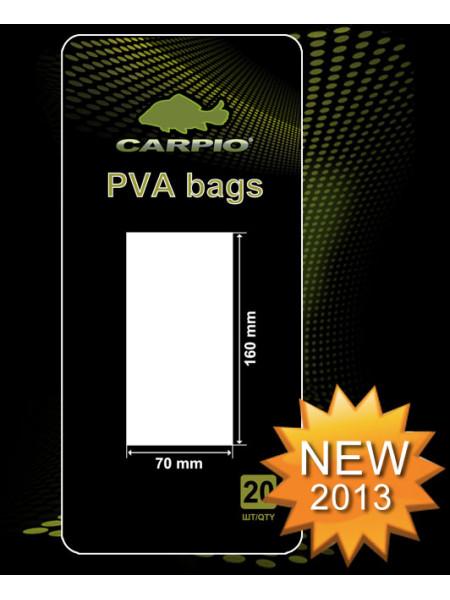 ПВА-пакеты Carpio PVA Bags 70x160mm