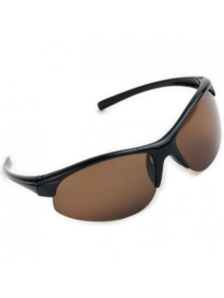 Очки поляризационные Behr Finley (коричневые линзы)
