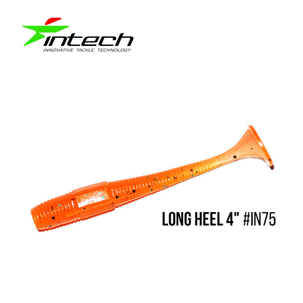 "Приманка Intech Long Heel 4"" IN75"