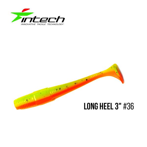 """Приманка Intech Long Heel 3"""" #36"""