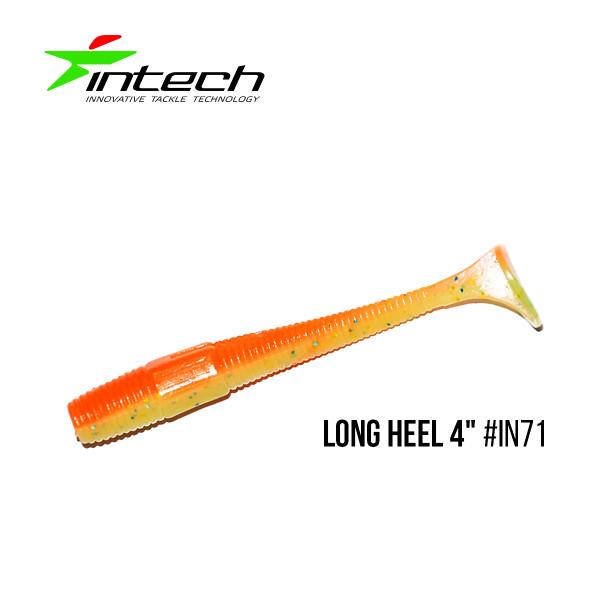 "Приманка Intech Long Heel 4"" IN71"