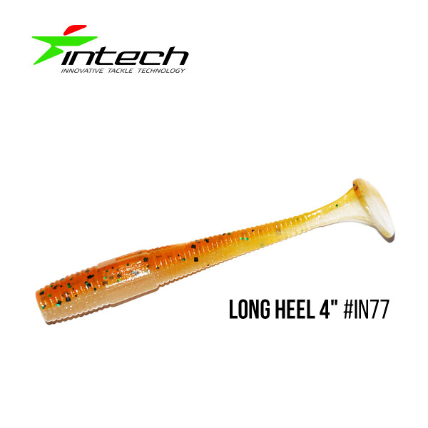 "Приманка Intech Long Heel 4"" IN77"