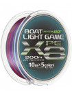Плетений шнур LineSystem BOAT LIGHT GAME X8 150м, #0.8