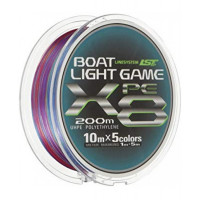 Плетений шнур LineSystem BOAT LIGHT GAME X8 150м