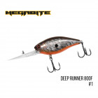 Воблер Megabite Deep Runner 800F #1