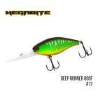 Воблер Megabite Deep Runner 800F #17
