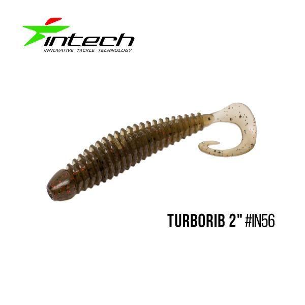 """.Приманка Intech Turborib 2""(12 шт) (#15)"