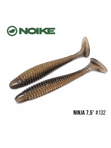 "Приманка Noike NINJA 7,5"" (2шт) (#132 Sexy blue shad )"