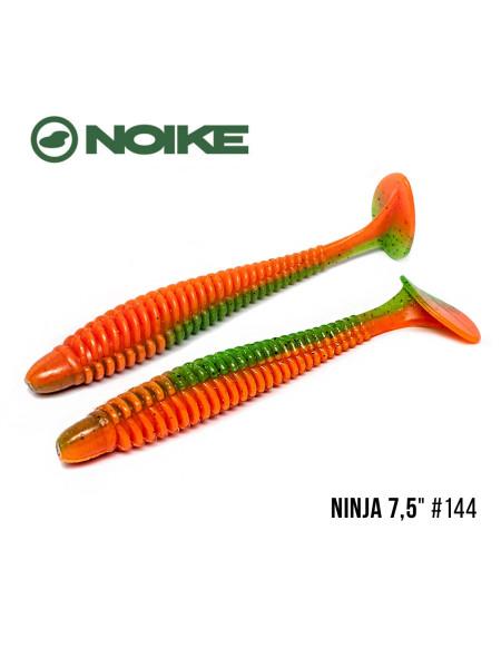 "Приманка Noike NINJA 7,5"" (2шт) (#144 Fire Tiger)"