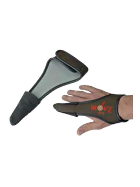 Неопреновый напальчник для забрасывания CZ Neoprene Finger Protector