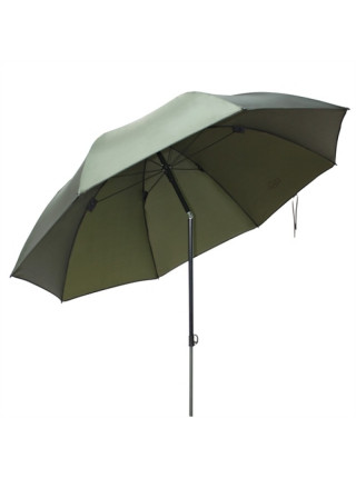 Зонт со сгибающимся куполом Carp Zoom Steel Frame CZ7641