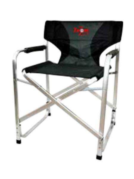 Усиленый складной стул Folding Alu Armchair