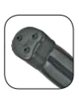 Чехол-тубус для удилищ-жесткий,усиленное дно StrongHold Rod Bag, 160cm