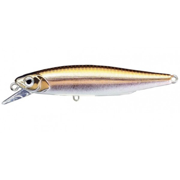 Воблер Bassday Mogul Minnow 88SP Dart MH-03 Metal Wakasagi
