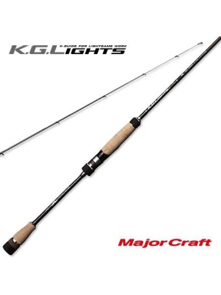 Спиннинги Major Craft K.G.LIGHTS / ROCKFISH series